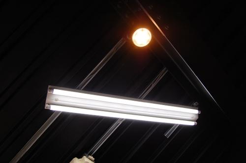 蛍光灯LED